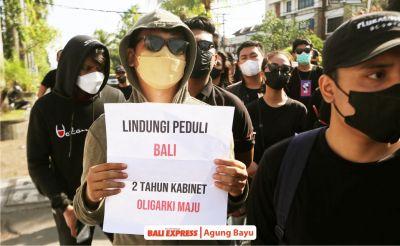 Aksi Evaluasi Kabinet Indonesia Maju