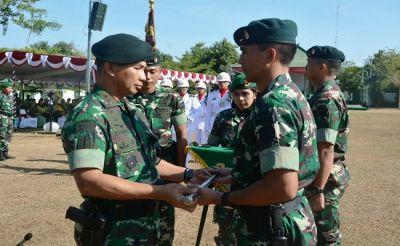 Mayor Martky Pimpin Yonif Raider, Ini Pesan Penting Pangdam Udayana…