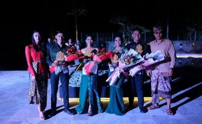 Secret Garden Village Support Total Ajang Jegeg Bagus Tabanan 2019