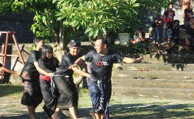 GOOD NEWS! Selangkah Lagi, Tradisi Megoak-Goakan Jadi Warisan Budaya