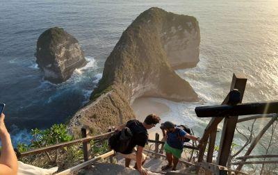 Belum Semua Objek Wisata di Nusa Penida Terapkan Bali Era Baru