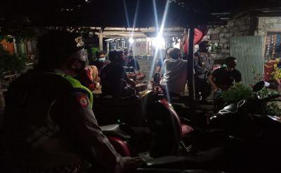 Awasi Pusat Keramaian dan Objek Wisata, Polisi Gencarkan Patroli Malam