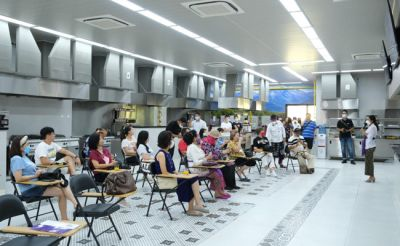 CEO Indonesia Ketagihan Cooking Class Politeknik Internasional Bali