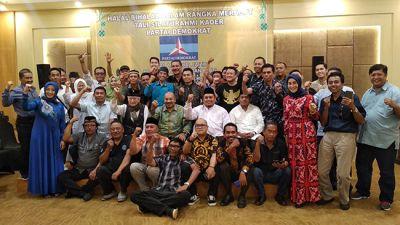 Halalbihalal, Para Pendiri PD Doakan Ani Yudhoyono