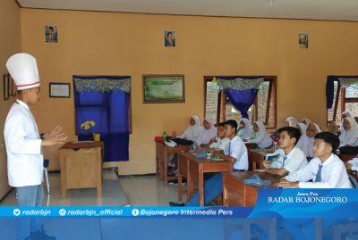 Tujuh Tahun Menginspirasi SD Pelosok, Kini Kunjungi SMA/SMK