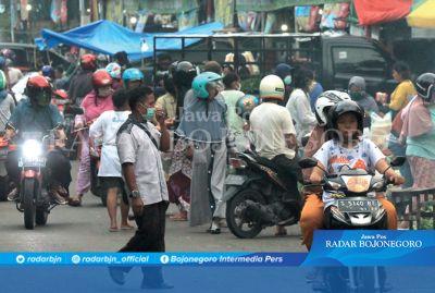 Utak Utik Pasar Kota, Rencana Bakal Dipindah ke Pasar Hewan