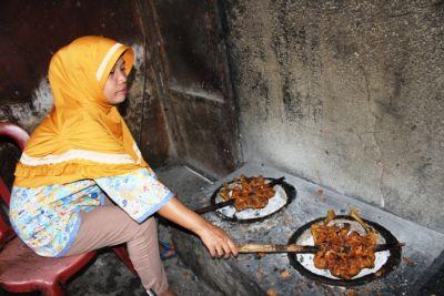 Ayam Panggang Banjardowo Resep Turun Temurun Nenek