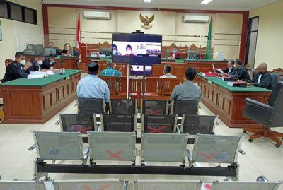 Terdakwa kasus korupsi pupuk bersubsidi Hadirkan Empat Saksi