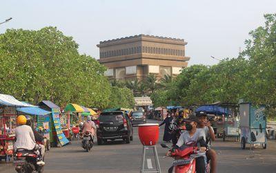 Ratusan Pengunjung Padati SLG Kabupaten Kediri