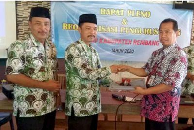 Pengurus Anyar Terbentuk, MKKS SMP Kabupaten Rembang Tancap Gas Unas