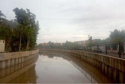Proyek Pengendali Banjir Belum Berfungsi, DPUPR Bakal Lakukan Ini