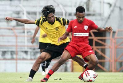 PSG Menang Tipis 1-0 Lawan Persipura Jayapura