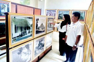 Sebut Gedung Arsip Penuh DPK Tak Bisa Pajang Semua Foto Sejarah
