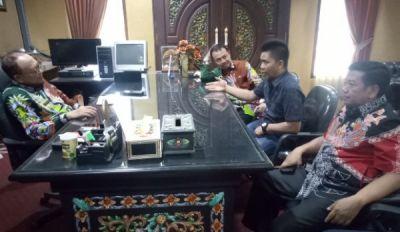 Matangkan Persiapan Madura Awards, Radar Madura Temui Bupati Sumenep
