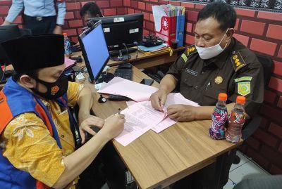 Kasus Kades Tanah Merah Dilimpahkan ke JPU