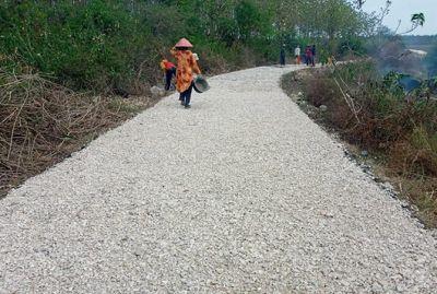 Rekanan Kena Denda, Karena Pengerjaan Proyek Rp 1,2 M Libas Deadline