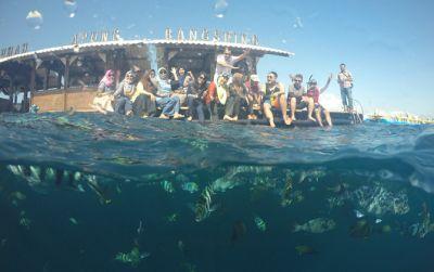 Bangsring Underwater, Banyuwangi: Sarat Edukasi dan Biota Laut