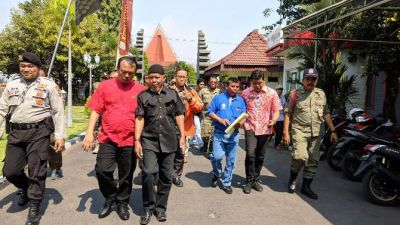 Anggaran KONI Nihil, Wali Kota Akomodir Tuntutan Pendemo
