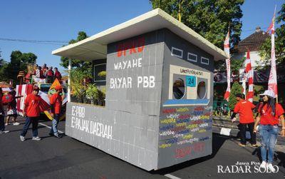 Realisasi Baru 57 Persen, BPKD Dorong WP Tertib Bayar PBB