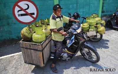 PT Pertamina Pelototi Gas Melon untuk Petani dan Nelayan