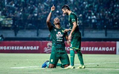 Hadapi PSM Makassar, Striker Amido Balde Siap Berlaga