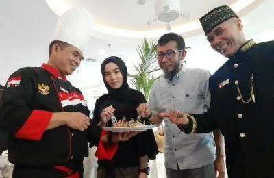 Hotel @HOM Premier GKB Luncurkan 20 Menu Kuliner Baru