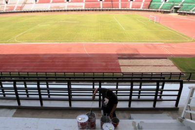 FIFA Minta Laporan Progress Tiap Minggu, Renovasi Stadion GBT Dikebut