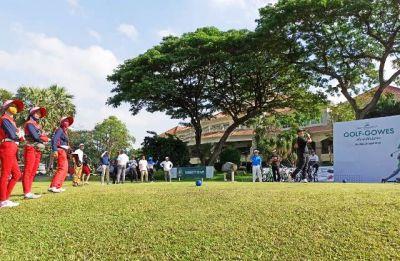 Bukit Darmo Kembali Gelar Turnamen Golf dan Gowes