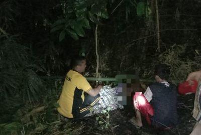 Bakar Daun Bambu Kering, Nenek Di Blitar Meregang Nyawa