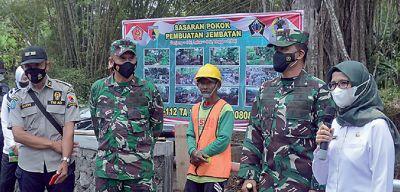 Bersinergi, TNI Kuat Bersama Rakyat