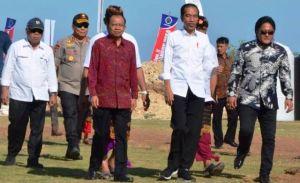 Kata Jokowi, Kutuh Jadi Percontohan Pengelolaan Dana Desa