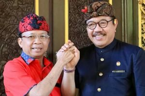 "Gubernur Koster ""Angayu Bagia"" atas Kemenangan Jokowi-Ma'aruf Amin"