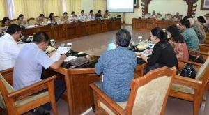 Rapat Perubahan Perda,  Bahas Penerapan Tagih Paksa Pajak