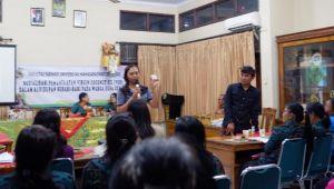 Pengobatan Berbasis Back to Nature, Sosialisasi VCO di Cemagi