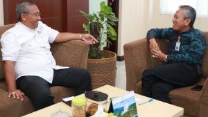 Ketua DPRD Badung Temui Pimpinan PLN Wilayah Bali