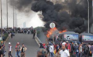 Kerusuhan 22 Mei, Murni Gerakan Inkonstitusional