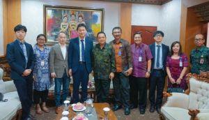 Denpasar Jadi Pilot Project Penerapan Smart Water Management System