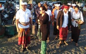 Ratusan Penari Rejang Renteng akan Buka Festival Yeh Gangga
