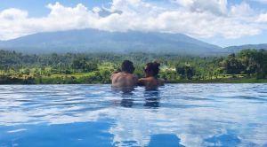 Villa Iseh, Ada Sejak 1937, Suguhkan Indahnya Panorama Gunung Agung