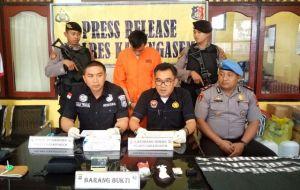 Simpan Sabu, Mantan Pekerja Kapal Pesiar Dicokok Polisi