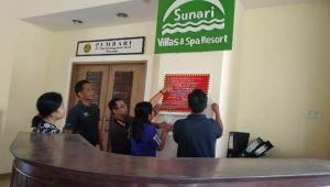Tak Lunasi Tunggakan Pajak, Dua Hotel Ditempeli Stiker