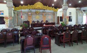 Tiga Rapat Paripurna DPRD Tabanan Batal, Diduga KUA PPAS Sepakat