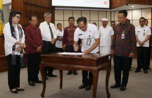 Optimalisasi Pendapatan Daerah, Pemprov Bali Gandeng KPK