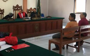 Satpol PP Denpasar Gelar Sidang Tipiring, Tindak Pedagang Asongan