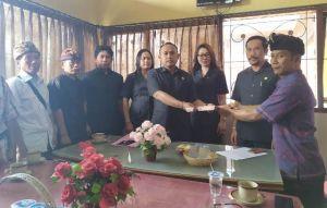 Sengketa Tapal Batas, Warga Dua Banjar Mengadu ke Dewan
