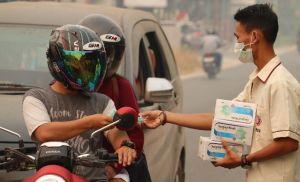 KMHDI Desak Jokowi Gerak Cepat Tangani Bencana Kabut Asap