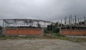 Dua Proyek Disperindag Gianyar Mangkrak, Salah Satunya di Silakarang