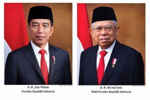 The Innauguration Of Indonesia's President and Vice President
