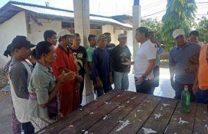Puluhan Desa di Seririt Terdampak Gempa, Wabup Sutjidra Tinjau Lokasi
