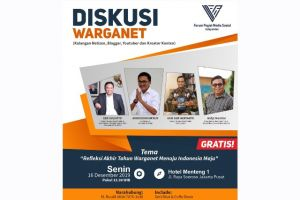 FPMSI akan Gelar Diskusi Bersama Warganet Menuju Indonesia Maju